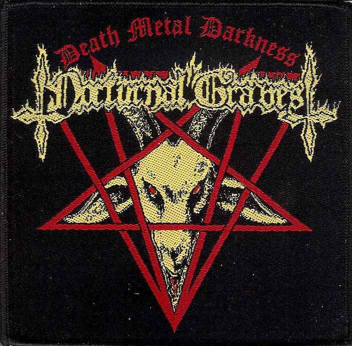 Nocturnal Graves Death Metal Patch