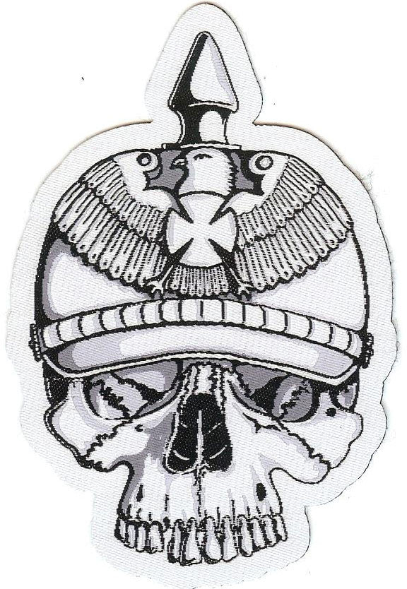 Prussian Skull Patch
