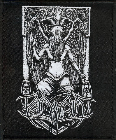Psycroptic Baphomet Patch