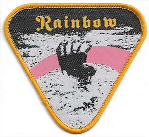 Rainbow Rising Woven Patch