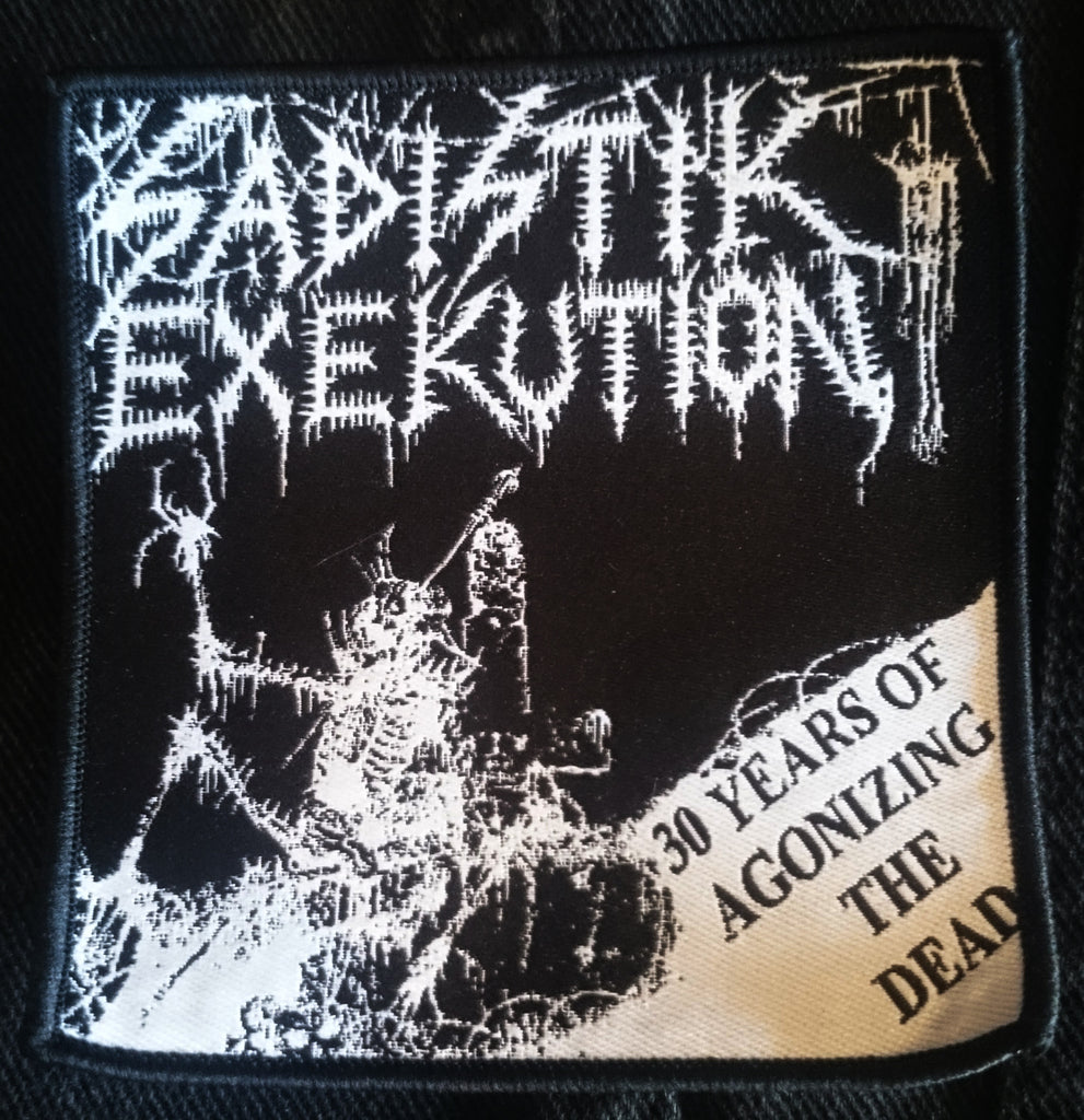 Sadistik Exekution 30 Years of Agonzing Patch