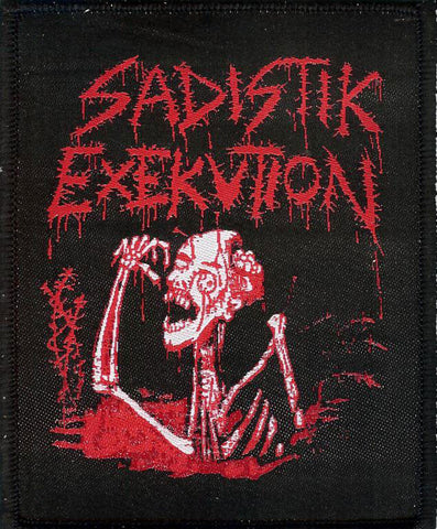 Sadistik Exekution Red Patch