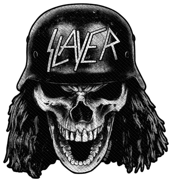 Slayer Wehermacht Skull Patch