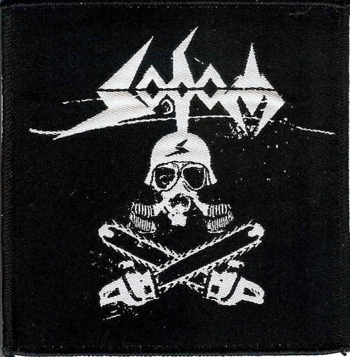Sodom Chainsaw Patch