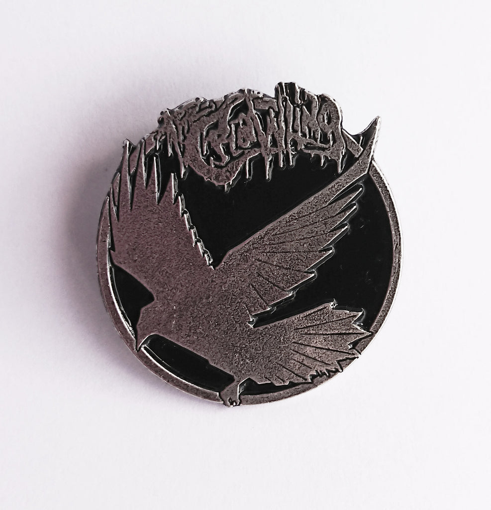 The Crawling metal pin