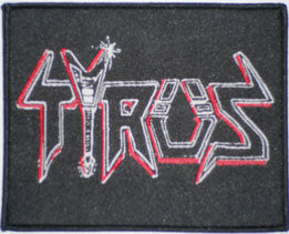 Tyrus - Logo woven Patch