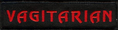 Vagitarian Patch