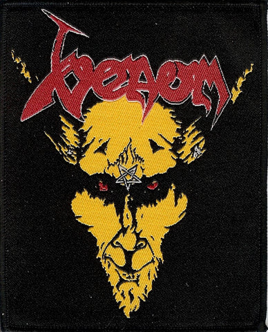 Venom Yellow Patch