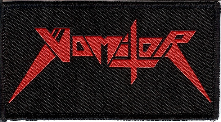 Vomitor Logo Patch