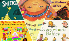 5 Books to Help Raise Globally Minded Children