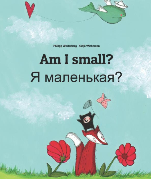 russian english book for kids, bilingual books
