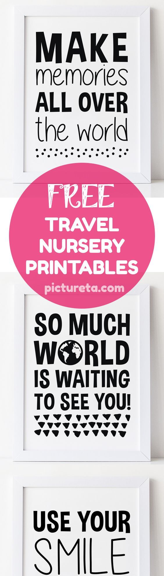 Free Kids Printables by Pictureta.com