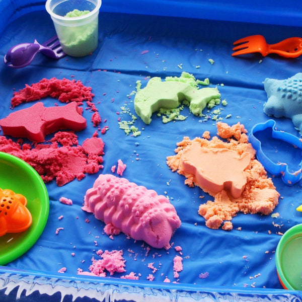 kinetic sand for toddlers