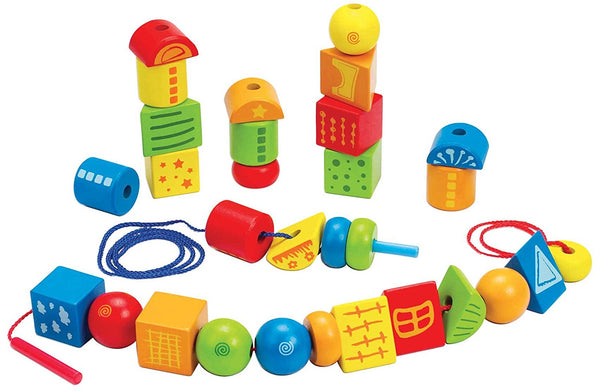 lacing toy for toddler