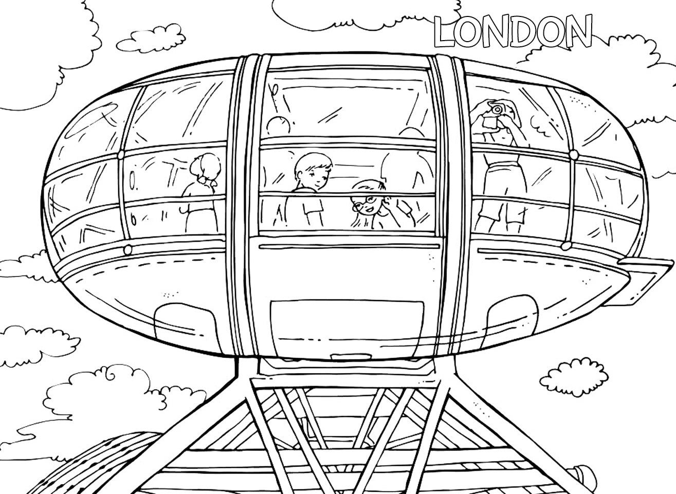 10 Most Amazing Facts About London Eye For Kids