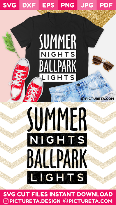 SVG files for Cricut, Baseball Mom Svg, Baseball svg, Summer Nights Ballpark Lights SVG, Mom Life SVG file will let you create an awesome t-shirt for mom. Cut files, silhouette camoe, DXF, PNG, EPS, PDF, JPG, DIY vinyl decals. Download & Create at PICTURETA.COM | Baseball Mom svg, Mom Life svg, Baseball svg, Mom svg, Baseball Shirt svg, INSTANT DOWNLOAD, Svg files for Cricut, SVG, Baseball mama svg