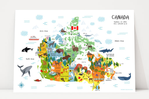 canada map, kids map of canada, canada for kids, printable canada map, map of canada for kids