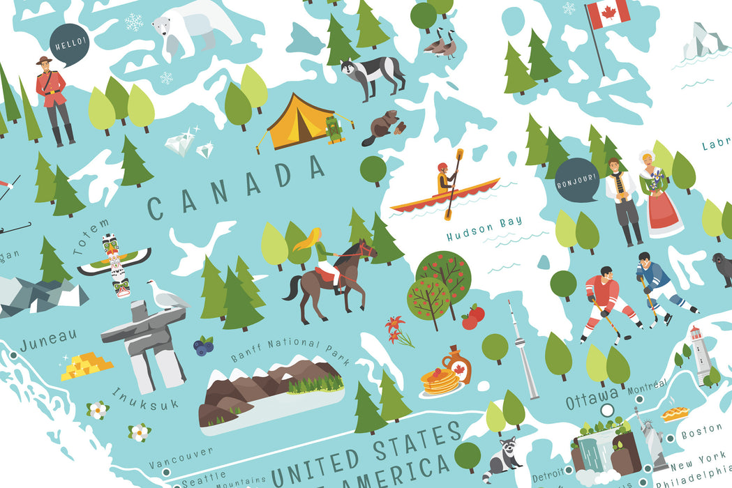 Map Of Canada Interactive.Interactive Map Of Canada For Kids Twitterleesclub