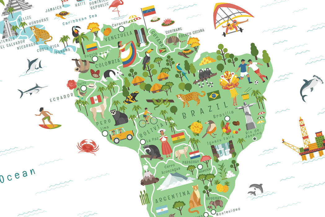 map of south america, My Travel Map, Interactive World Map for Kids, Map of The World, World Map for Kids, World map with countries, interactive map, World Map with country names, Map of the world for kids, World Travel Map, Kids world travel guide, Where I've been map, interactive map of the world, map illustration, interactive map of the world, kids map, laminated world map, interactive world map for kids, bucket list map, kids map of the world, cool maps of the world, interesting world maps, bucket list