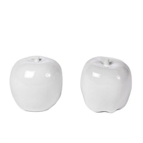 Apple White Set of 2