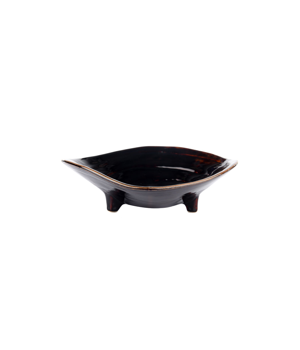 Bowl large Brown