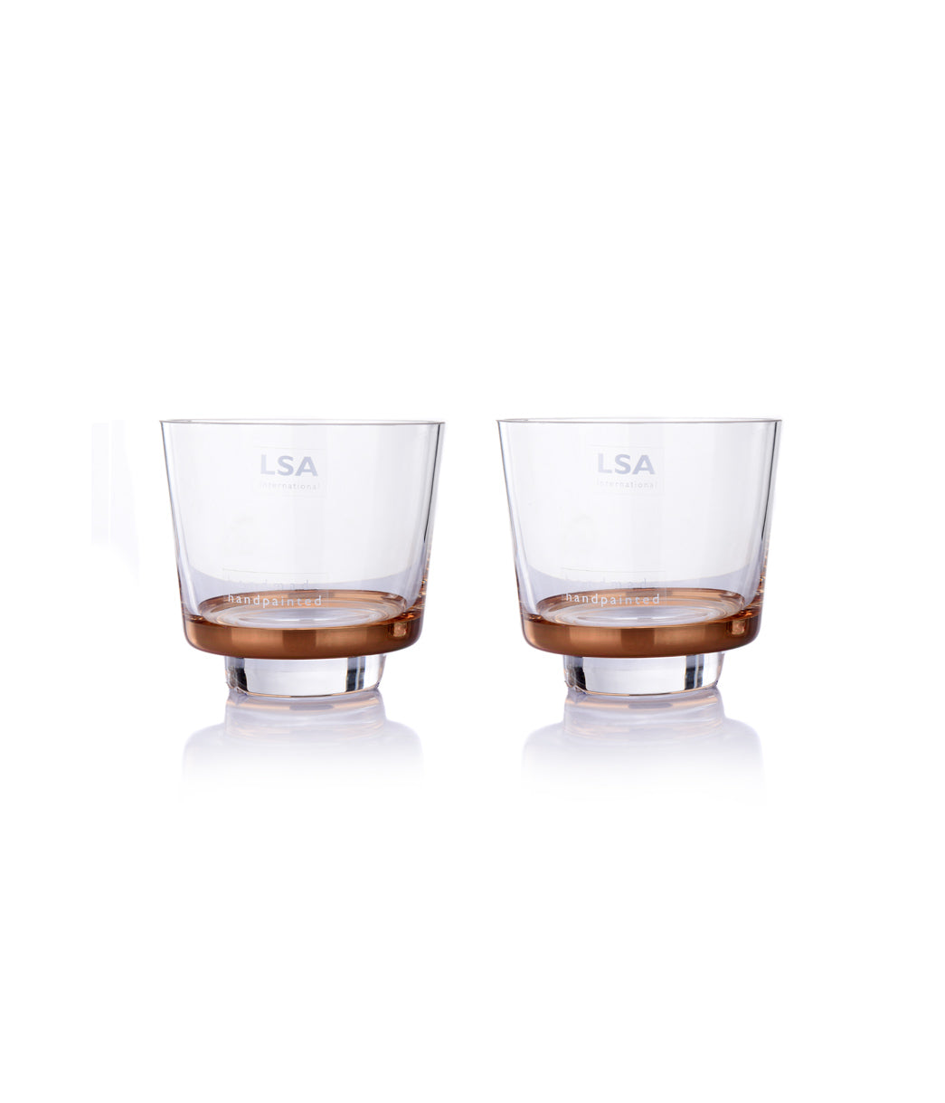 Edge Tumbler Set of 2