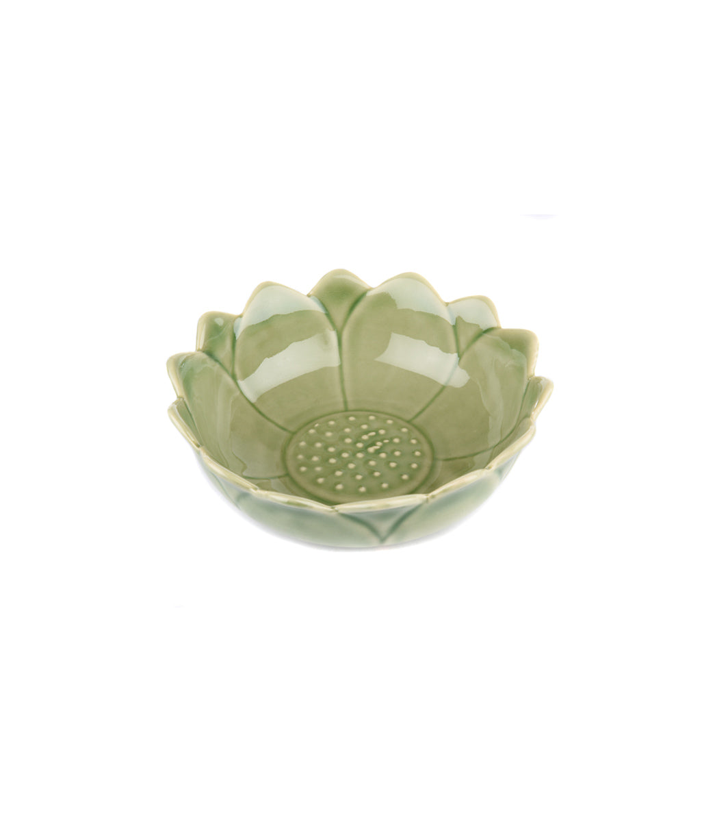 Green Leaf Bowl Big