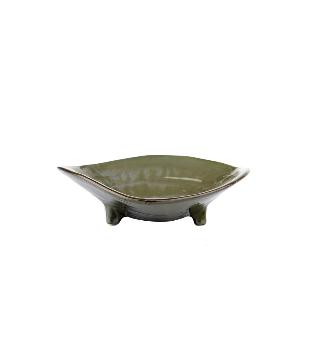 Green bowl large