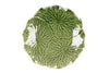 Green Leaf Quarter plate