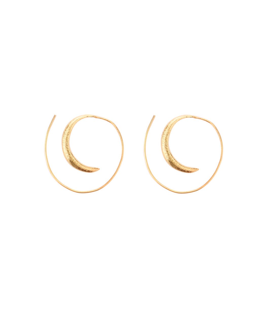 Helicoid Earrings