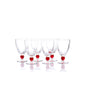 Muran Goblet Set of 6