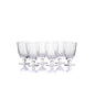 Optic Goblet Set of 6