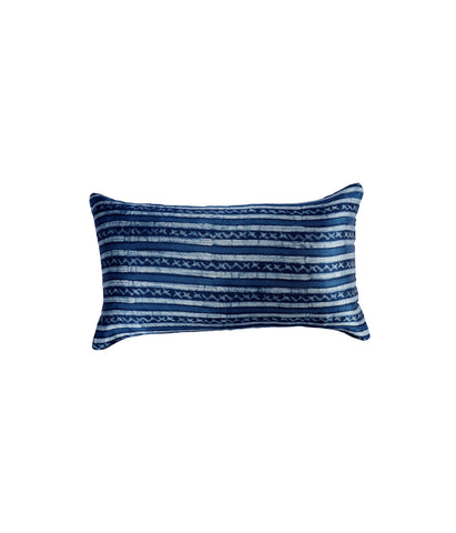 Dabu Print Stripe Cushion