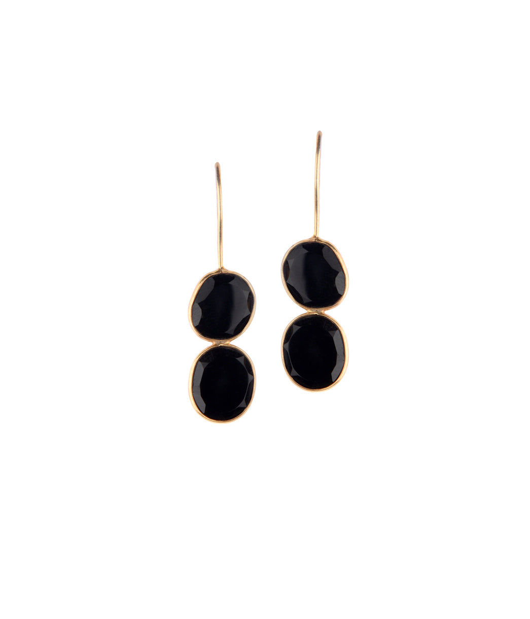 Magic Onyx Earrings