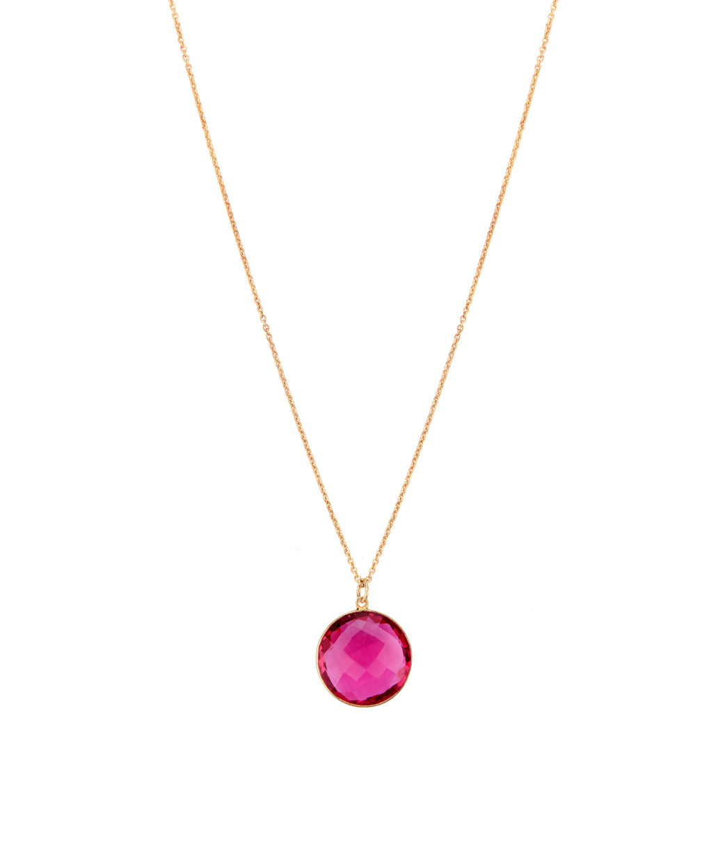 Soul Ruby Necklace