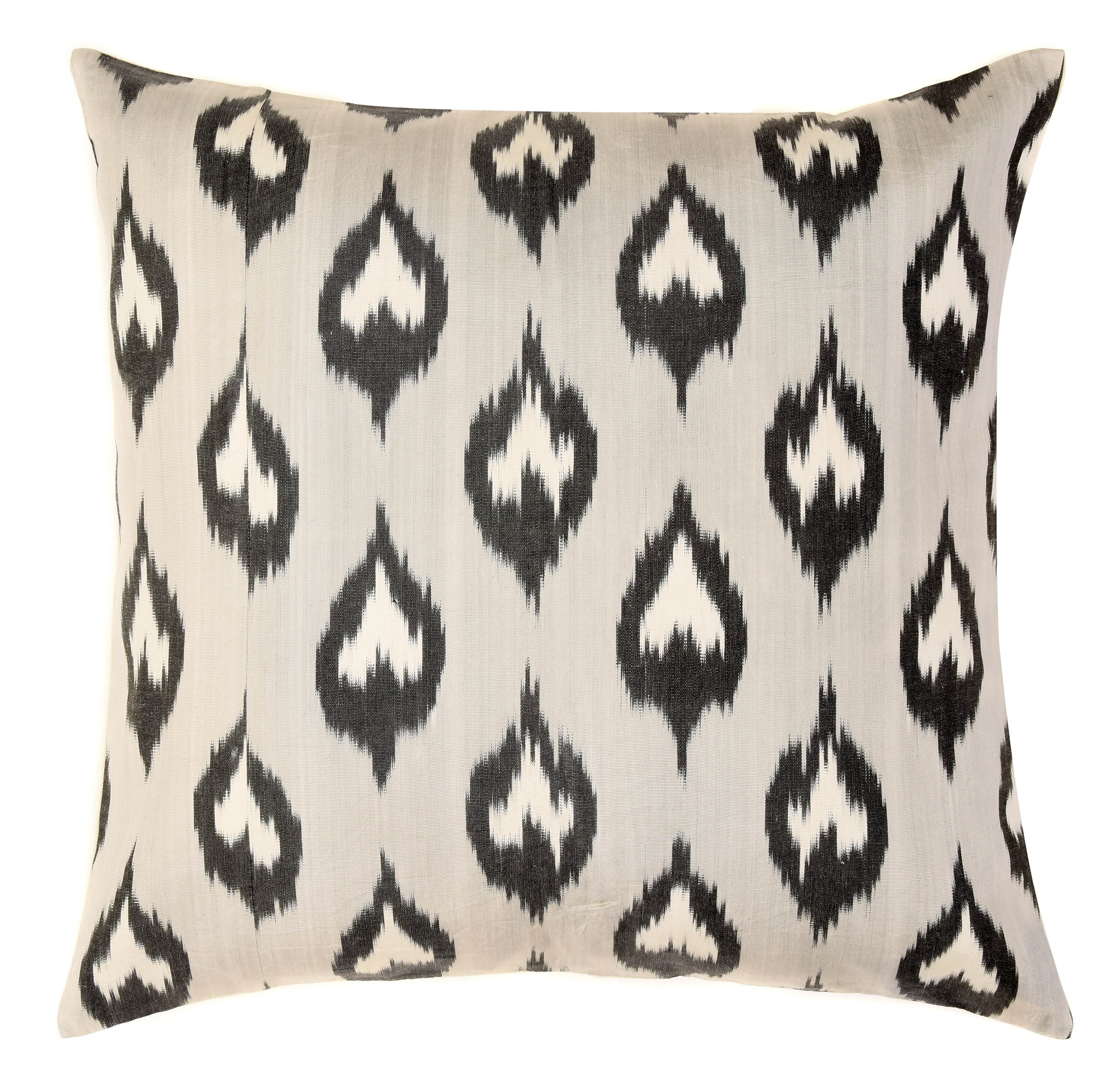 Pinion Cotton Ikat Cushion Cover Set of 2
