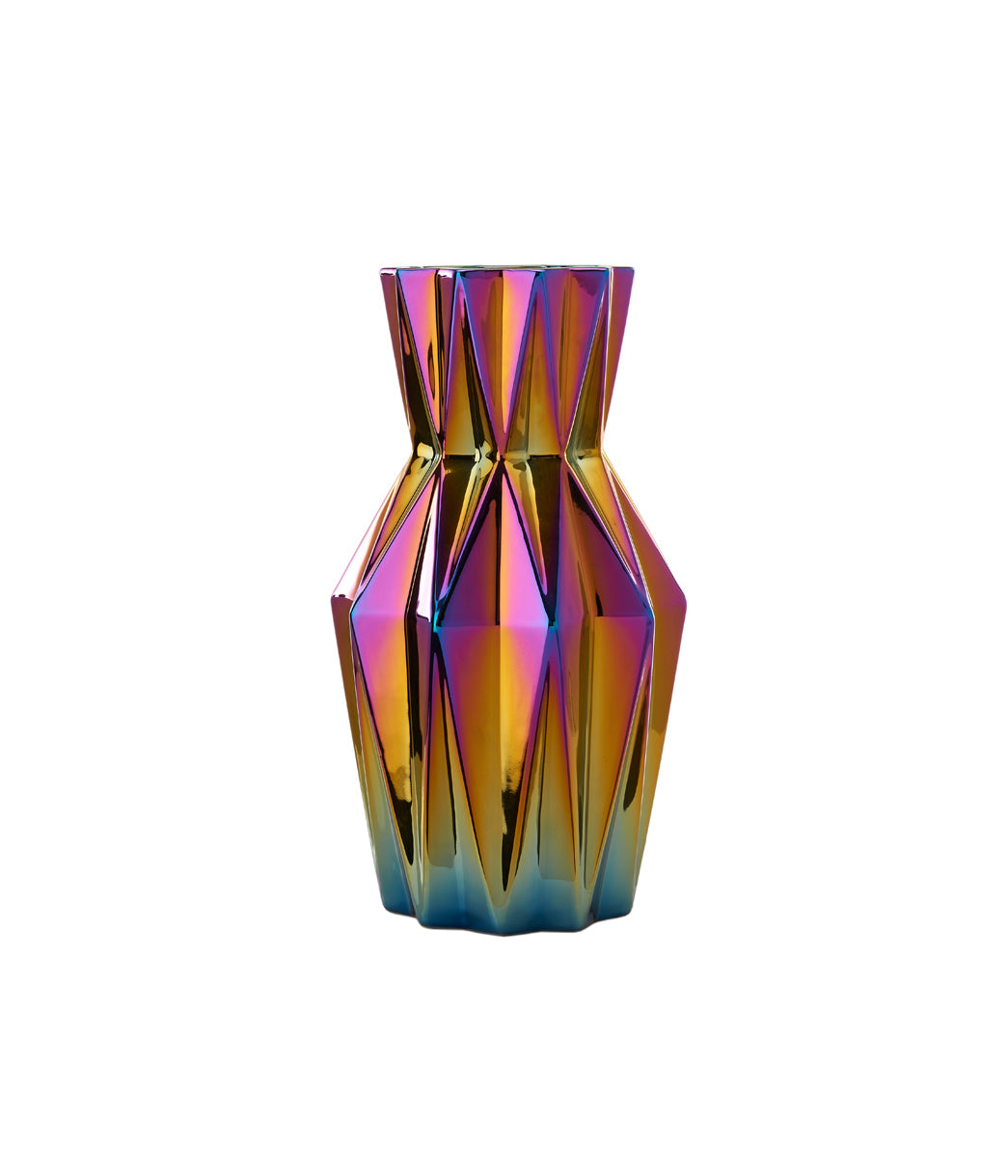 Vase Oily folds Small