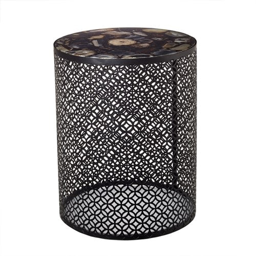 Side Table Precious Black