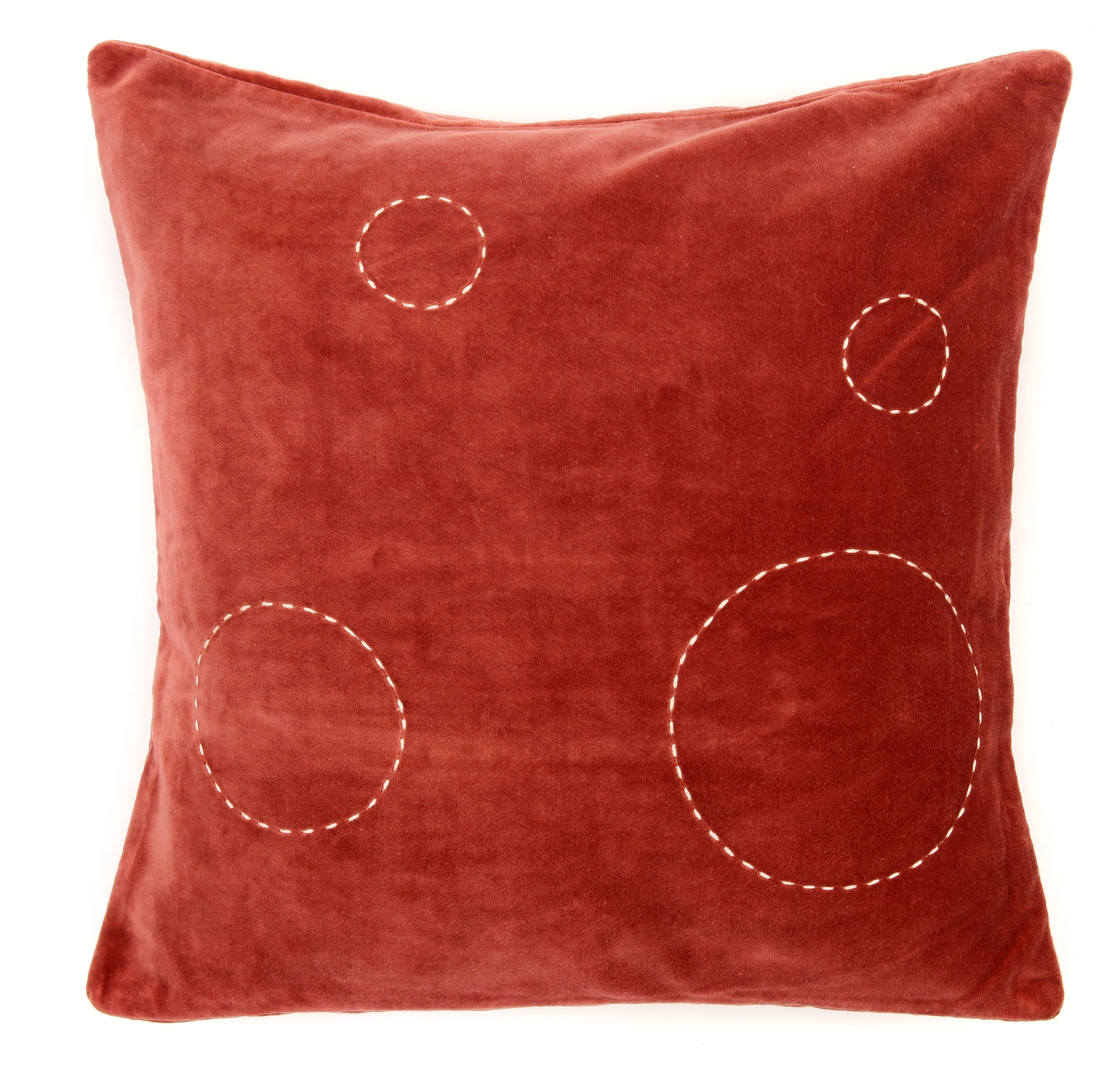 Pie in the Sky Velvet Cushion Cover Set of 2