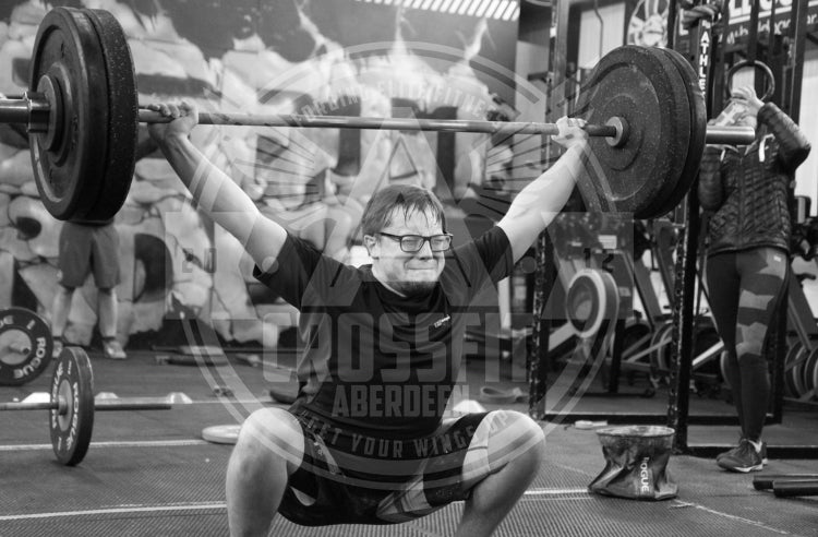 The CrossFit Games Open 2018 ... Why I take Part, by Ewan Johnstone