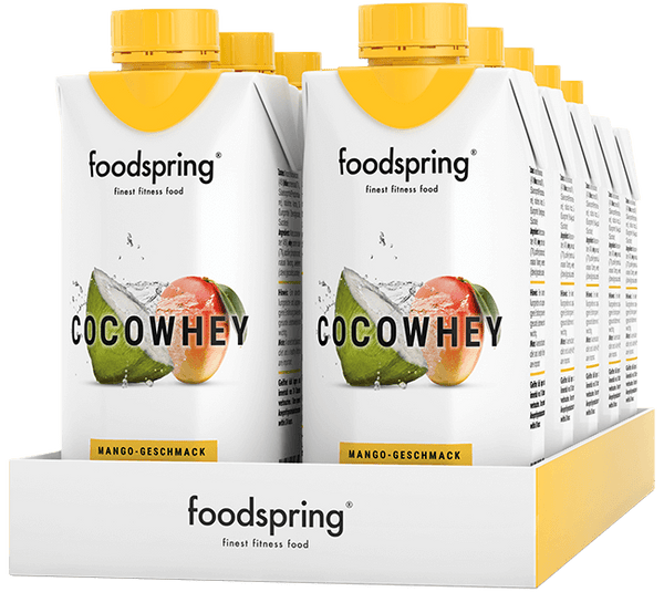 Foodspring CocoWhey **ONLY AVAILABLE TO BUY IN GYM**