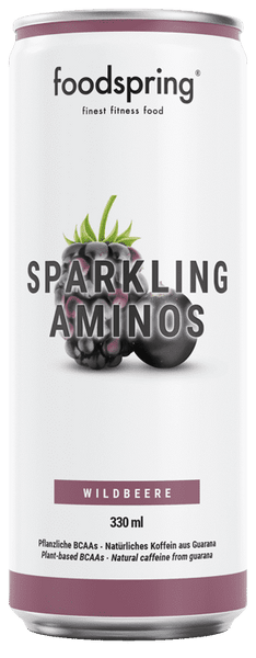 Foodspring Sparkling Aminos **ONLY AVAILABLE TO BUY IN GYM**