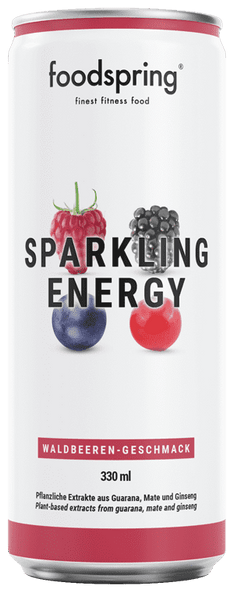 Foodspring Energy Water **ONLY AVAILABLE TO BUY IN GYM**