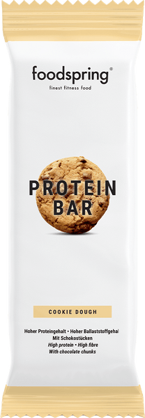 Foodspring Protein Bars **ONLY AVAILABLE TO BUY IN GYM**