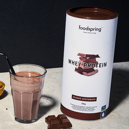 Foodspring Whey Protein **ONLY AVAILABLE TO BUY IN GYM**