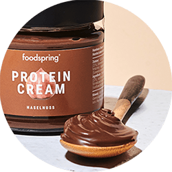 Foodspring Protein Cream - Hazelnut **ONLY AVAILABLE TO BUY IN GYM**