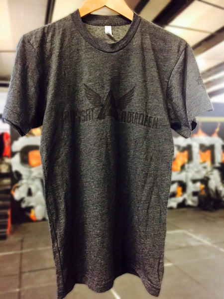 CrossFit Aberdeen Stealth Grey T