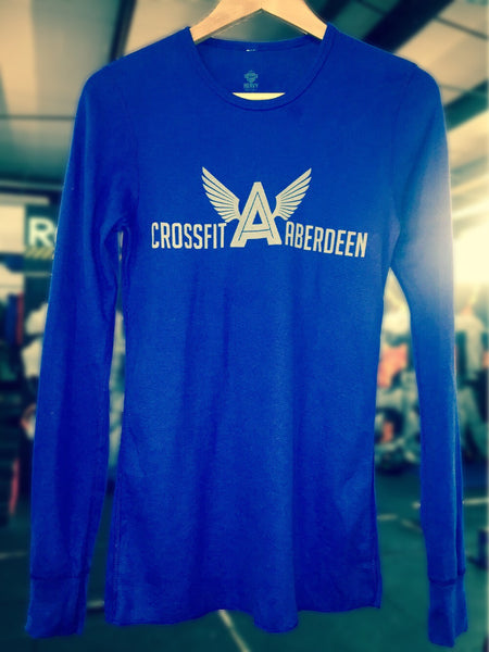 CrossFit Aberdeen Unisex Waffle Thermal