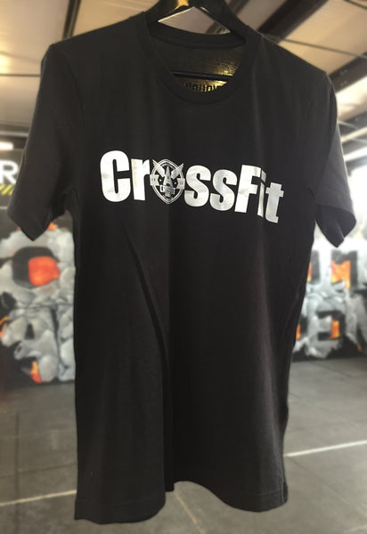 CrossFit Silver Edition T