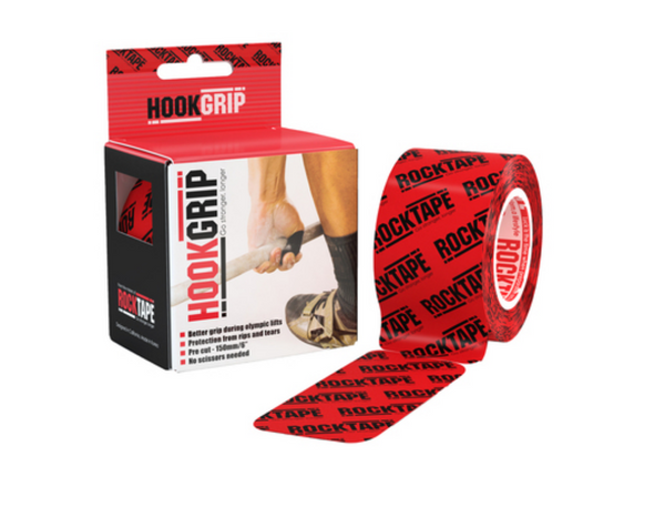 RockTape Hook Grip Tape - Pre-cut rolls